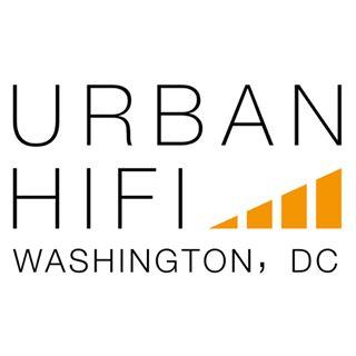 Urban Hi Fi Tacoma Park logo